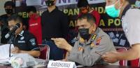 Polda Jateng Ungkap Peredaran Sabu di Sejumlah Tempat, 5 Pengedar Ditangkap