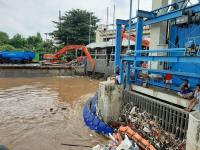 Sejumlah Wilayah Jakarta Mendung, Berikut Pantauan Pintu Air di Jakarta