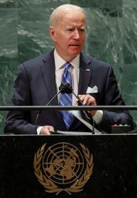 Pidato di PBB, Biden Janji Tak Akan Mulai 'Perang Dingin' Baru