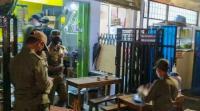 Langgar Aturan PPKM, 4 Kafe di Koja Diberikan Sanksi