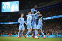 Hasil Manchester City vs Wycombe di Piala Liga Inggris 2021-2022: The Citizens Pesta Gol di Stadon Etihad