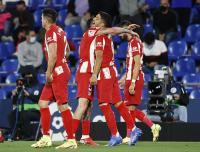 Hasil Liga Spanyol 2021-2022 Semalam: Atletico Madrid Raup Poin Penuh