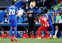 Atletico Madrid Susah Payah Kalahkan Getafe, Diego Simeone Beri Pembelaan