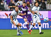Inter Milan Tertinggal dari Fiorentina di Babak Pertama