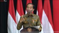 Presiden Jokowi Sebut Indonesia Berhasil Kurangi Deforestasi hingga 82%