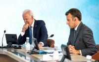 Gedung Putih: Percakapan Telepon Biden-Macron 'Bersahabat'
