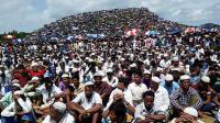Menlu RI Ingatkan Dunia Agar Tak Kesampingkan isu Rohingya