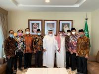 Bertemu Dubes Saudi, Plt Dirjen Lobi Jamaah Umrah Indonesia Bisa ke Tanah Suci
