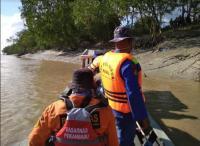 Tragis! Candra Hilang Dimangsa Buaya saat Cari Udang di Sungai