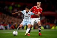 Gara-Gara Lanzini, Man United Tertinggal 0-1 dari West Ham di Babak Pertama