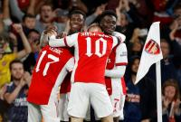 Hasil Arsenal vs AFC Wimbledon di Piala Liga Inggris 2021-2022: The Gunners Pesta Gol di Stadion Emirates