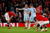 Man United Tumbang di Tangan West Ham,  OleOut dan Martial Jadi Trending