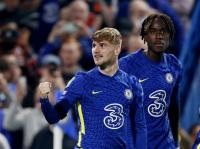 Timo Werner Cetak Gol Pertama untuk Chelsea di Musim Ini, Thomas Tuchel pun Lega