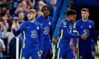 Cetak Gol Pertama untuk Chelsea di Musim Ini, Timo Werner Girang Bukan Kepalang
