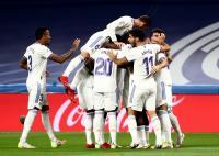 Hasil Real Madrid vs Real Mallorca di Liga Spanyol 2021-2022: Tampil Dominan, Los Blancos Menang Telak 6-1