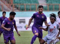 Persik Kediri vs PSM Makassar Sama Kuat di Babak Pertama