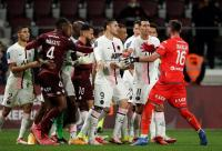 Hasil Metz vs PSG di Liga Prancis 2021-2022: Gol Telat Hakimi Selamatkan Les Parisiens