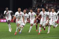Jadi Pahlawan Kemenangan PSG, Achraf Hakimi Tak Bisa Tutupi Rasa Bahagianya