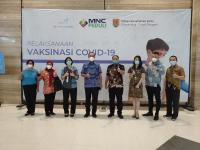 Percepat Herd Immunity, MNC Peduli Gelar Sentra Vaksinasi di Semarang