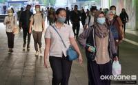 Total Denda Tak Pakai Masker di Jakarta Capai Rp4,7 Miliar