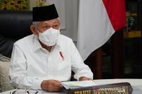 Indonesia Disebut Salah Satu yang Terbaik Tangani Covid-19, Wapres: Alhamdulillah Cukup Menggembirakan