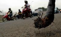 Polisi Tangkap Penebar Paku di Jalan MT Haryono dan Gatot Subroto