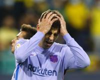 Imbang 0-0 Lawan Cadiz, Gerard Pique Akui Barcelona dalam Gejolak