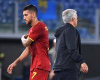 Derby Della Capitale di Depan Mata, Jose Mourinho Minta AS Roma Banding Kartu Merah Lorenzo Pellegrini