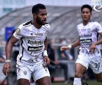 Ilija Spasojevic Cetak Gol, Bali United Unggul atas Persita Tangerang di Babak Pertama