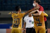 Hasil Persebaya Surabaya vs Bhayangkara FC di Pekan Keempat Liga 1 2021-2022: Gol Anderson Salles Antar The Guardian Libas Bajul Ijo