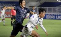 Babak Pertama Arema FC vs PSIS Semarang Berakhir Tanpa Gol