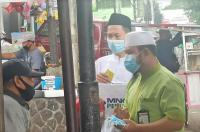 Ajak Warga Patuh Prokes, MNC Peduli Dukung Relawan Salurkan Masker di Sukabumi