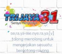 HUT ke-31 Radio Trijaya Seraya Menyeraya