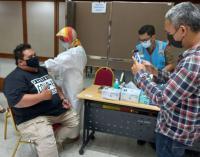 Dinkes DKI: Vaksinasi Dosis 1 Capai 115,5 Persen dan Dosis 2 85,2 Persen
