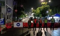 Polisi Gelar Crowd Free Night di Kota Tua