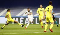 Babak Pertama Real Madrid vs Villarrreal Berakhir Tanpa Gol