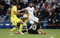 Hasil Real Madrid vs Villarrreal di Pekan Ketujuh Liga Spanyol 2021-2022: Los Blancos Gagal Menang