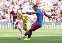 Tampil Dominan, Barcelona Unggul 2-0 atas Levante di Babak Pertama