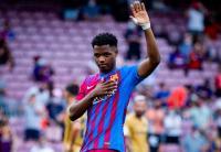 Hasil Barcelona vs Levante di Pekan Ketujuh Liga Spanyol 2021-2022: Ansu Fati Main, Blaugrana Menang Telak