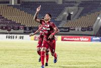 Babak Pertama Usai, Persis Solo Unggul 2-0 atas AHHA PS Pati