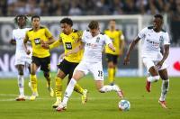 Hasil Borussia Monchengladbach vs Borussia Dortmund di Pekan Keenam Liga Jerman 2021-2022: Die Fohlen Bekuk 10 Pemain Die Borussen