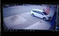 Heboh Bayangan Hitam Bergerak seperti Binatang Terekam CCTV