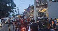 Bentrok 2 Ormas di Sukabumi Sempat Timbulkan Kemacetan Panjang