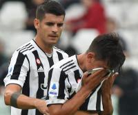 Juventus vs Chelsea di Liga Champions, Allegri Pastikan Paulo Dybala dan Morata Absen