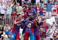 Hajar Levante, Barcelona Langsung Fokus Lawan Benfica di Liga Champions