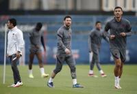 PSG vs Manchester City: The Citizens Paham Ancaman Lionel Messi di Liga Champions