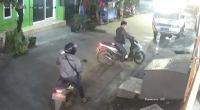 Dalam 30 Detik, 2 Bandit Curi Motor di Tanjung Priok