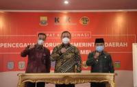 Ketua KPK Ingatkan Kepala Daerah di Jambi untuk Tidak Korupsi