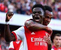 Jebol Gawang Tottenham Hotspur, Khayalan Bukayo Saka dan Emile Smith Rowe Jadi Kenyataan