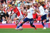 Arsenal Hantam Tottenham Hotspur, Mikel Arteta Khawatir Granit Xhaka Menepi